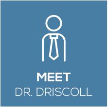 Meet Dr Driscoll