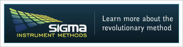 Sigma Instrument Methods