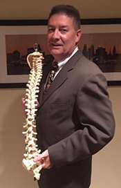 Photo og Dr. Robert O'Brien