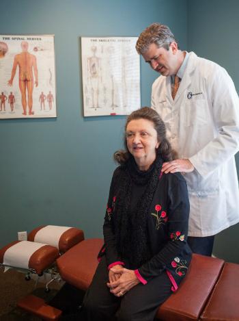 Chiropractor Asheville Dr. Jarod Doster
