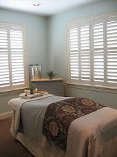 massage room at family wellness center