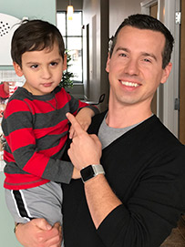 Christian with doctor