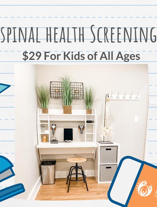 Spinal Health Screening