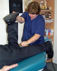First Knee Adjustment