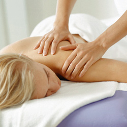 Massage Therapy at Poindexter Family Chiropractic