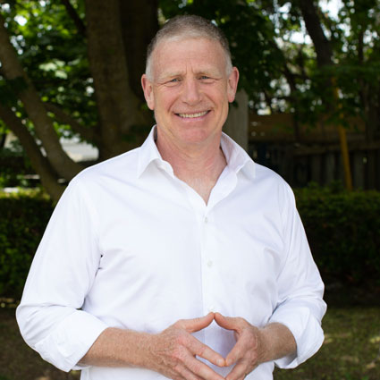 Chiropractor Cobourg, Dr. Peter Herron