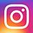 Instagram social button