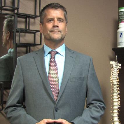 Chiropractor Fairmont, Dr. Scott Burtis