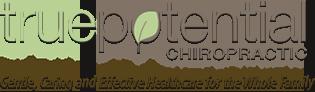 True Potential Chiropractic logo - Home