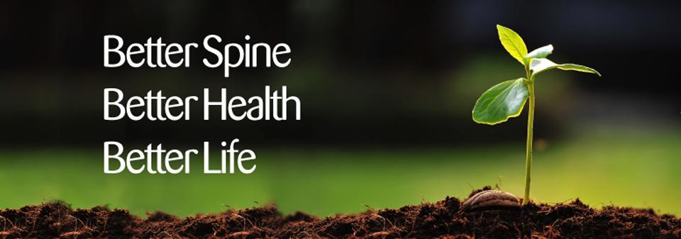Better Spine - Better Health