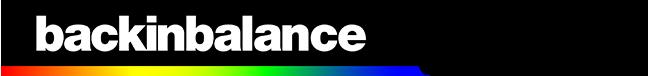 Back In Balance logo - Home