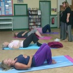 SRI Discover Workshop with Sarah showing Stage 2 exercise