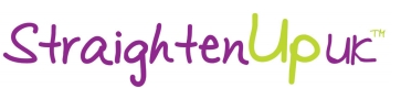 Straighten Up UK Logo