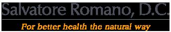 Salvatore Romano, DC logo - Home