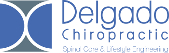 Delgado Chiropractic logo - Home