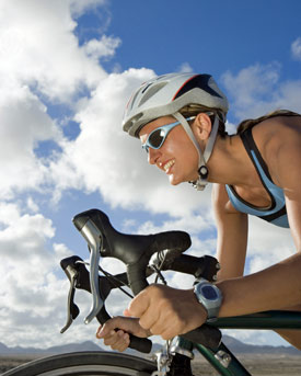 knee pain in cyclists