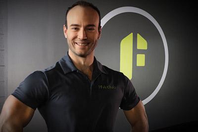 Bryan Richardson, Price Health Fitness Manager