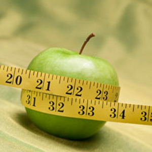 apple-with-measureing-tape-around-it