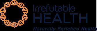 Irrefutable Health logo - Home