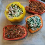 how to make stuffed peppers, step 8