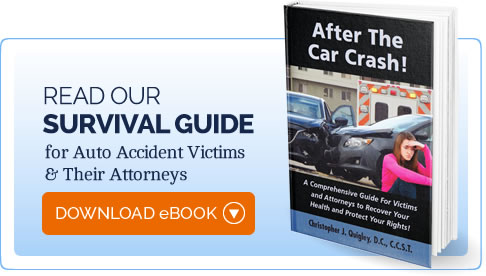after the crash auto accident book