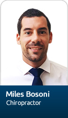 Miles Bosoni Chiropractor