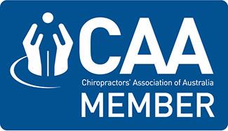 Chiropractors' Association of Australia Member