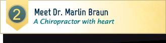 Meet Dr. Marlin Braun