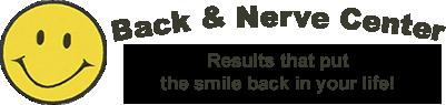 Back & Nerve Chiropractic Center logo - Home