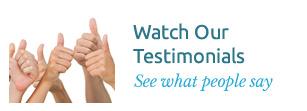 Watch Our Testimonials