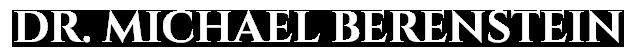 Dr. Michael Berenstein logo - Home