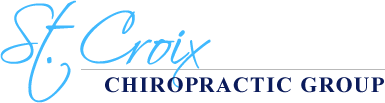 St. Croix Chiropractic Group logo - Home