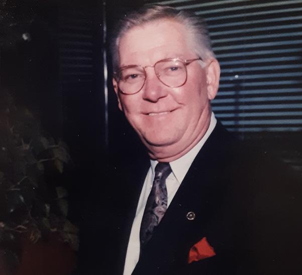 Dr. Louis Latimer headshot