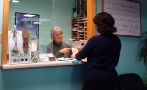 Ramtown Family Chiropractic LLC's friendly receptionist, Nancy