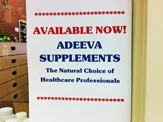 Adeeva Supplements