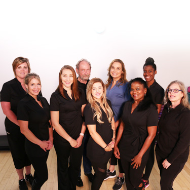 The Chiropractic Center team