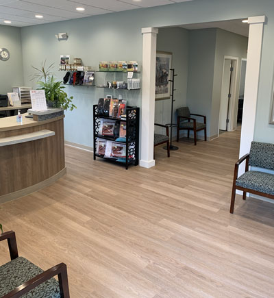 Welcome to Erickson Clinic of Chiropractic!