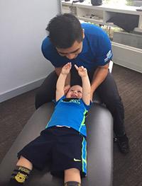 Dr. Leong Adjusting Child