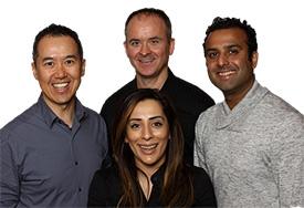 Impulse Health and Wellness team