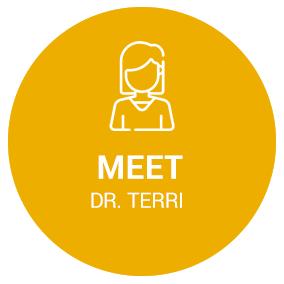 Meet Dr. Terri