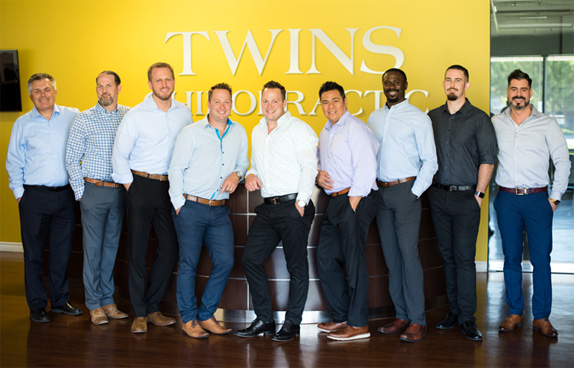 Twins Chiropractic and Physical Medicine  doctors