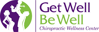 Get Well Be Well logo - Home