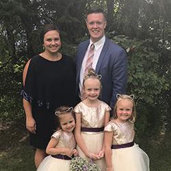 Kristin and family