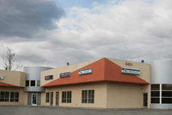 Mountain View Chiropractic building