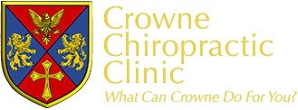 Crowne Chiropractic Clinic logo - Home