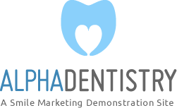 Alpha Dentistry logo - Home