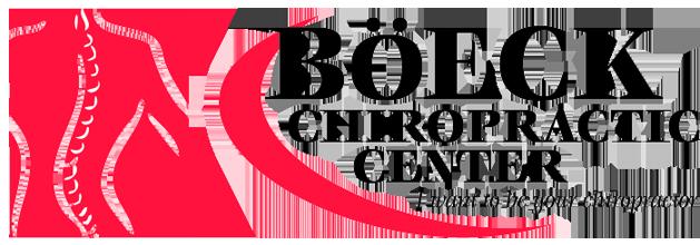 Boeck Chiropractic Center logo - Home