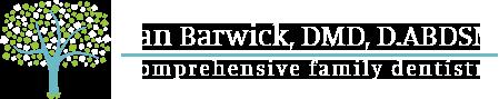 Ian Barwick, DMD logo - Home