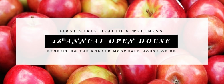 27th Annual Open House banner