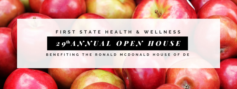 29th Annual Open House banner